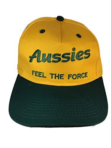 Australian Aussies Feel The Force Rugby Wallabies World Cup Baseball Cap Hat