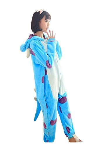 Pijama de Sully, unisex, de una pieza