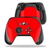 Mightyskins de Protection Skin en Vinyle pour Valve Vapeur contrôleur Coque Wrap Autocollant Skins Steam Controller Rouge