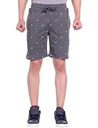 DFH Men's Cotton Shorts