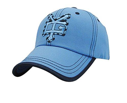 ACVIP Fashion Style Réglable Casquette de Baseball Chapeau Béret en Tissu de Coton Hat Homme Femme, Taille Unique