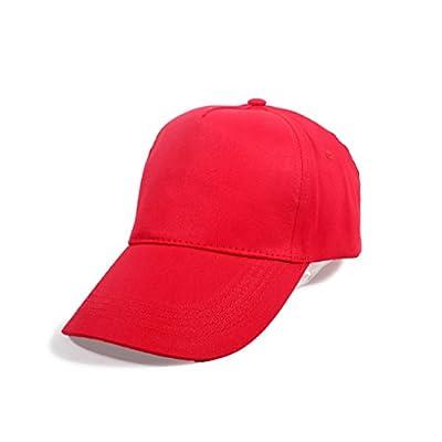 Vollter Frauen der Männer Golf-Baseball-Caps justierbarer Hut Gebogene Visier Höchstkappe