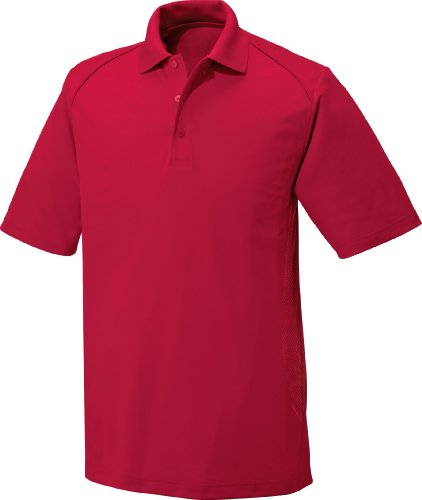 Extreme Herren Haken Schutz Polo Shirt. 85108– CLASSIC RED 850