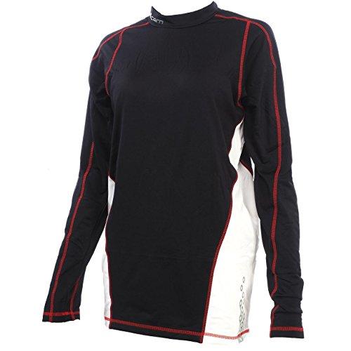 Cairn - C warm top nr/blc ml tee - Sous vêtements thermiques chaud