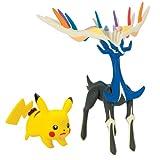 Pokèmon - Figuras Legendaria y Pikachu...