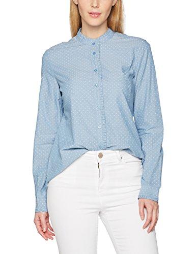 s.Oliver 14702114058, Blouse Femme air blue stripes 53H0