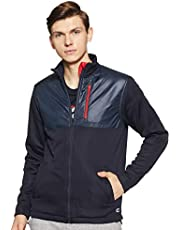 Ajile By Pantaloons Men's Polyester Track Jackets