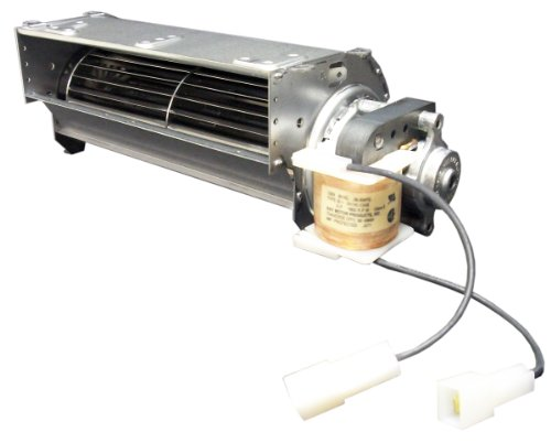 A.O. Smith J591 116 CFM, 3100 RPM, 120 Volts, Shaded Pole, 1 Speed Tangential Blower by A. O. Smith (Tangential-motor)