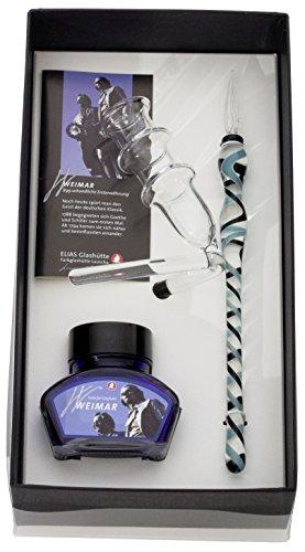 lauscha-glaskunst-glasfeder-mit-tintenfass-und-glasstander-im-geschenkset-weimar-variierende-designs