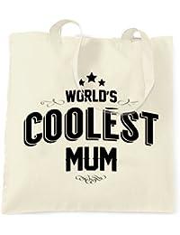9202ca5f18 Festa Della Mamma Sacchetto Di Tote Coolest Mum inglese Family Style  sorella zia del mondo