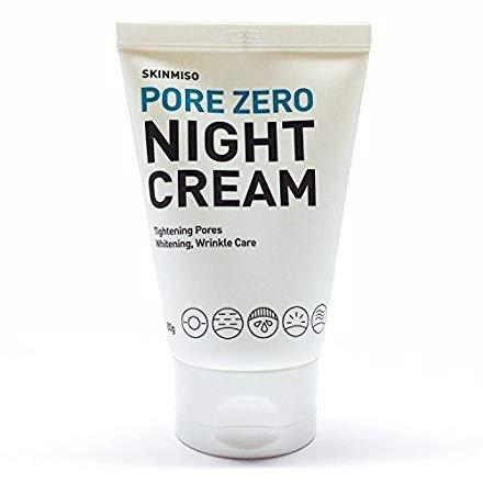 [SKINMISO-KOREA] Pore ??Zero-Nachtcreme 80G - Tingtening & Minimieren Poren, Bleaching, Anti-Aging