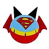 Access-All-Areas Superman-Antennenaufsatz, Superhelden, Vatertag, Vatertag, Jungen, Geburtstagsgeschenk, Blau/Rot