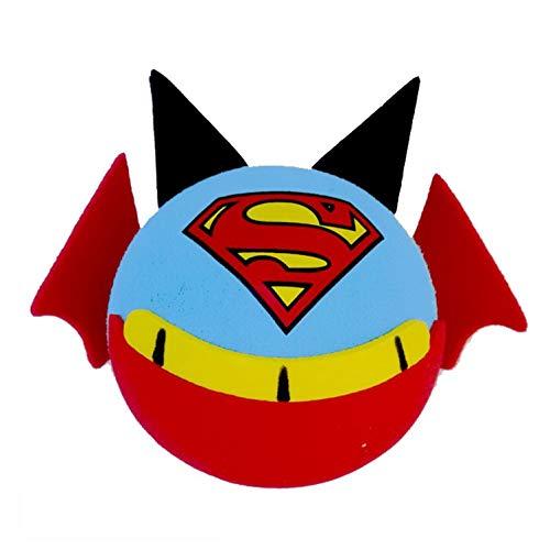 Access-All-Areas Superman-Antennenaufsatz, Superhelden, Vatertag, Vatertag, Jungen, Geburtstagsgeschenk, Blau/Rot -