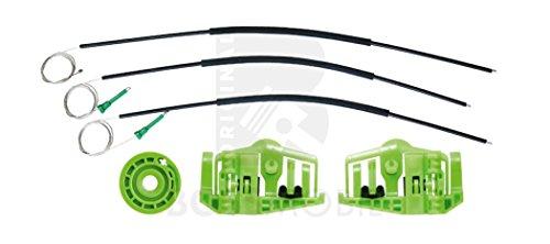 BMW 3 (E46),Vorne Rechts oder Links, manuell oder elektrische, Fensterheber-Reparatursatz