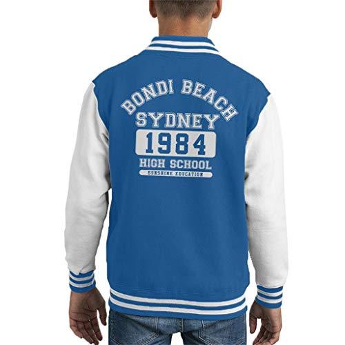 Bondi Beach High School Kid's Varsity Jacket High-school-varsity-jacken