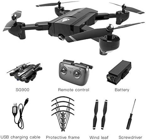 JullyeleFRgant Drone avec caméra,HD WiFi WiFi WiFi 720P caméra Fonction de Maintien de l'altitude,adapté aux débutants, Cadeau Follow Me Suspension Altitude Tenue Longue Portée de contrôle | Belle  77a461