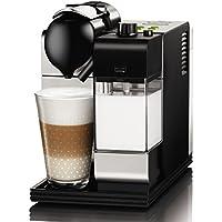 Nespresso Lattissima Touch EN520.S Macchina per Caffè Espresso, Colore Argento (Ice Silver)