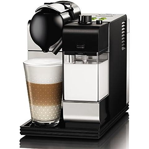 Nespresso Lattissima Touch EN520.S Macchina per Caffè Espresso, Colore Argento