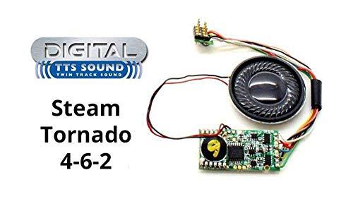 Hornby r8108Tornado A1Klasse TTS Sound Decoder (Starter-set Lionel)