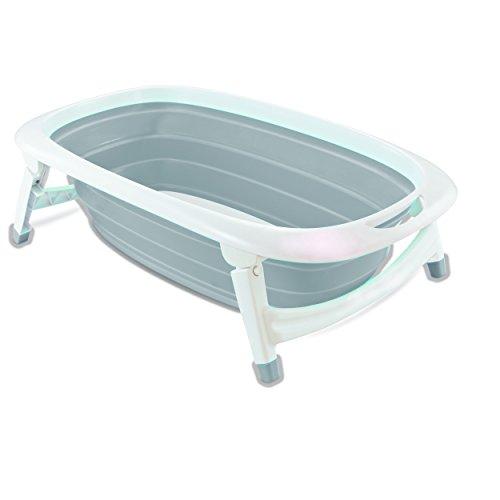 iSafe Foldable Baby Bath - Grey