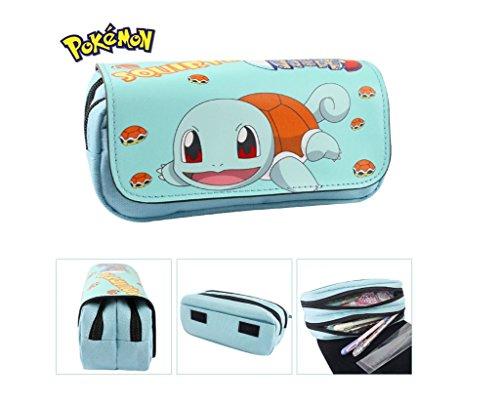 Estuche-Escolar-dos-compartimentos-Squirtle-Pokemon-Go