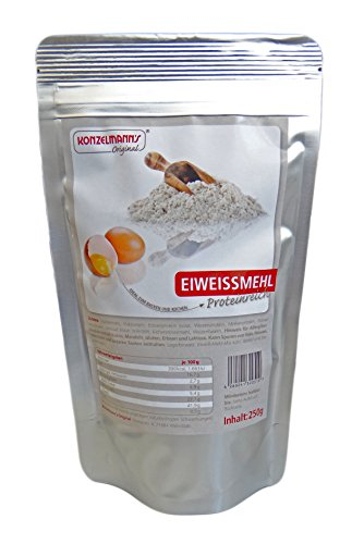 Konzelmann's Original - Low Carb Eiweiß Mehl Mix - 250 g