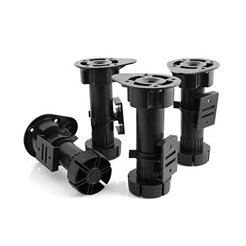 design61lot-de-4socket-pied-meubles-pieds-de-meuble-rglables-rglable-avec-socket-clips-pour-plinthe-