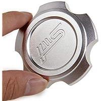 Silber Alu Tankdeckel Abdeckung Öldeckel für Subaru Impreza Legacy Forester