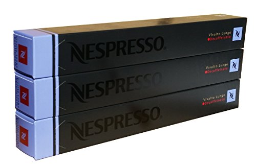 A photograph of Nespresso Original Decaffeinato
