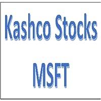 Kashco Stocks MSFT