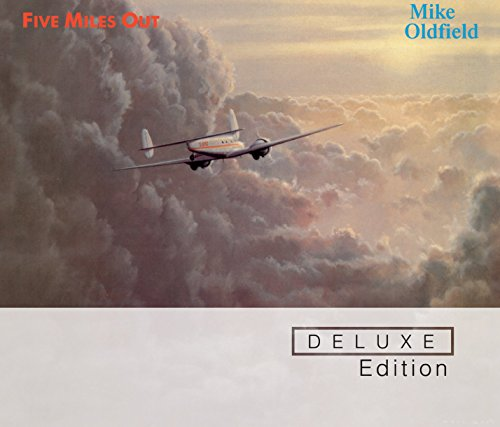 Mike Oldfield: Five Miles Out (Deluxe Edition) (Audio CD)