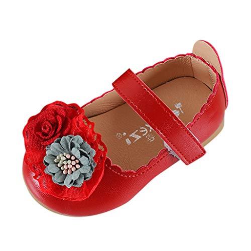 Babyschuhe Mädchen Neugeborene Weiche Rutschsicheren Baby Schuhe(15-19,21-30)
