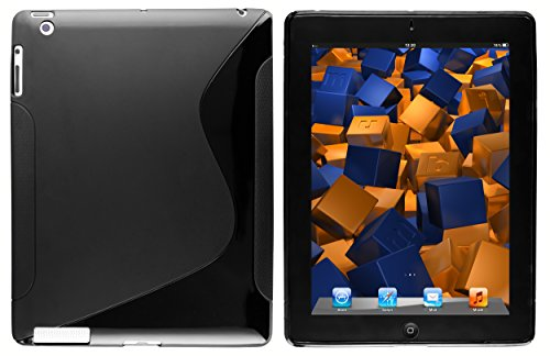 mumbi S-TPU Silikon Schutzhülle für iPad 2 3 4 Hülle