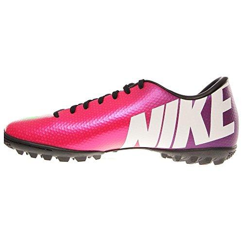 Nike Mercurial Victory IV TF Fußballschuhe Herren Pink