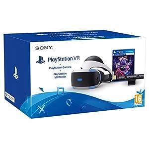 PlayStation VR + Cámara y VR Worlds