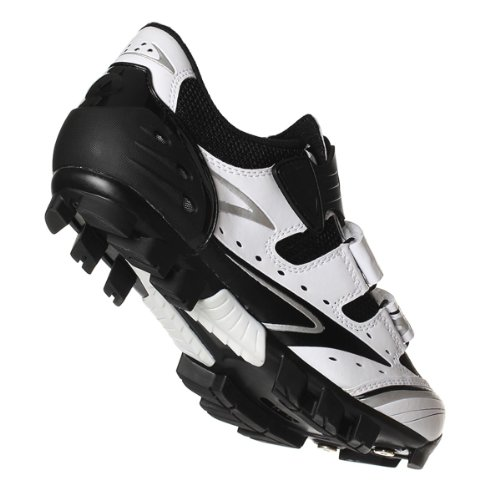 Vega MTB Shoe Ratchet/strap scarpe bike White