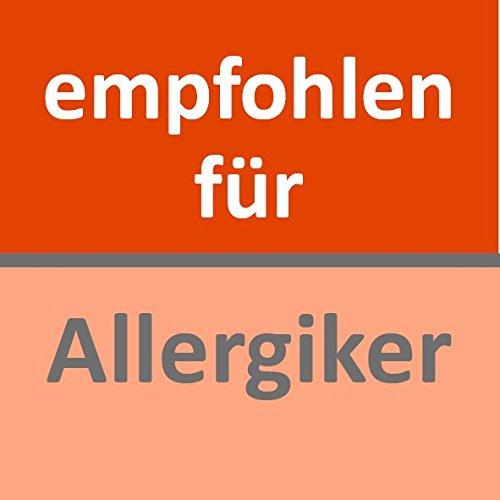 sleepling 190114 Medical Basic 400 Venenkissen Baumwolle (Doppeltuch) ca. 40 x 68 x 16,5 cm, weiß - 6