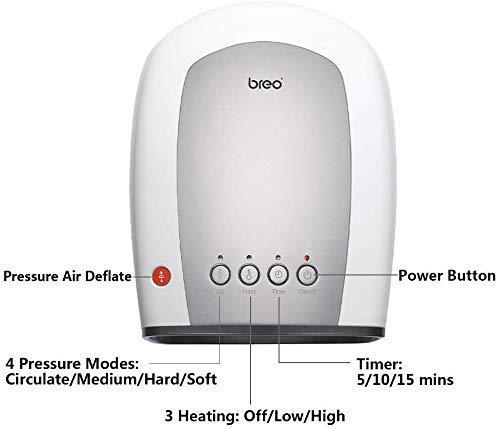 Zoom IMG-3 massaggiatore palmare elettrico breo per