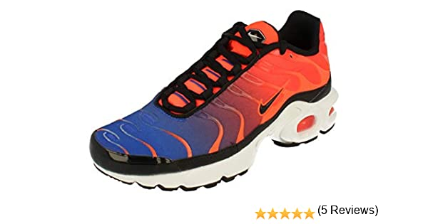 NIKE Air Max Plus TN Se Bg Mens Ar0006 800 Size 4: Amazon.it