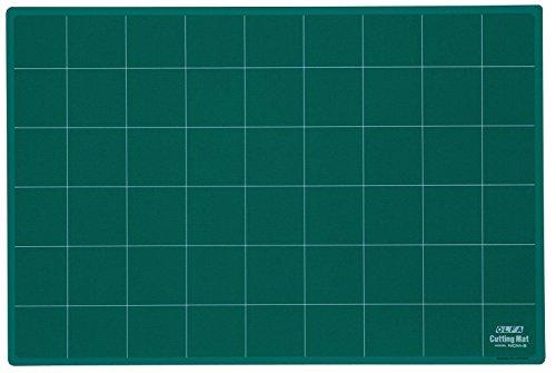 Olfa NCM Plaque de coupe Épaisseur 3 mm Dimensions 45 x 30 cm Vert