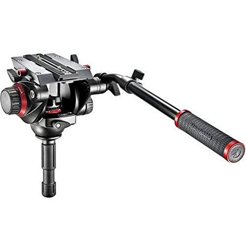 Manfrotto Stativ Kit 504HD 546BK - 4
