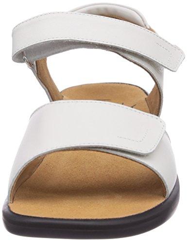 Ganter SONNICA Weite E Damen Sandalen Weiß (weiss 0200)