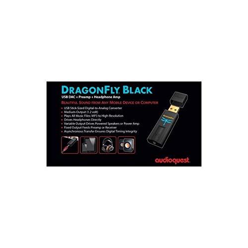 Audioquest Dragonfly Convertitore D A Portatile 0a07ee4b34db