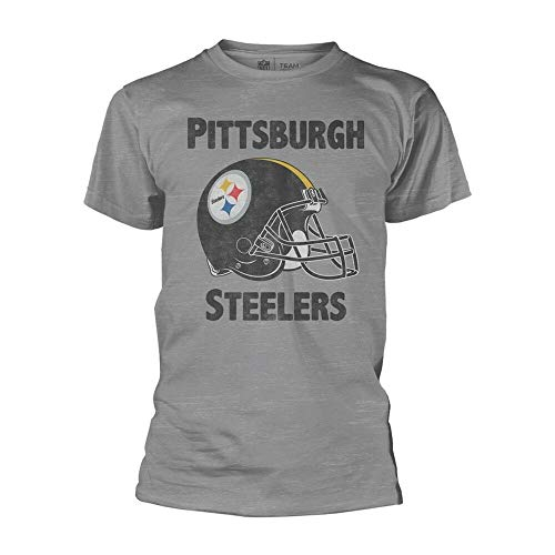 Pittsburgh Steelers Team Official Tee T-Shirt Mens ()