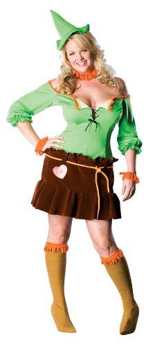 Vogelscheuche - Der Zauberer von Oz - Geheimnis Wishes - Adult Kostüm