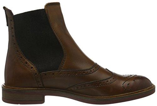 Marc O'Polo Damen 60713515001100 Chelsea Boots Braun (whiskey 726)