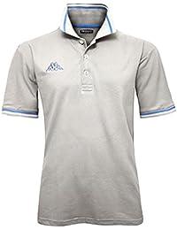 Kappa - Polo Uomo T-Shirt Piquet Mare Sport Tennis Barca Calcio Art Maltax 5 32d8dc103bd