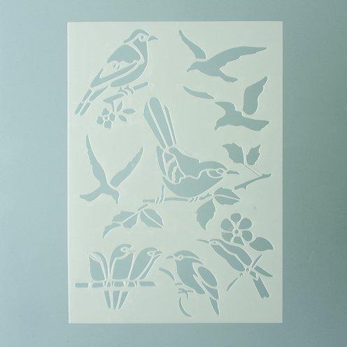 efco-pochoir-foret-oiseaux-8-designs-din-en-plastique-transparent-une-5