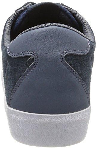 Nike Match Classic Suede, Scarpe da Ginnastica Basse Uomo Blu (Black/sail-gum Light Brown)
