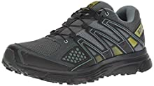 SALOMON X-Mission 3, Scarpe da Trail Running Uomo, Verde (Urban Chic/Black/Guacamole), 42 2/3 EU